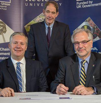 'Landmark energy partnership' as Keele University and Siemens join forces