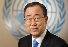 Ban Ki-moon elected President and Chair of GGGI