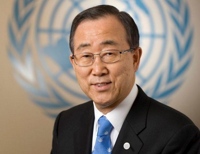 Ban Ki-moon elected President and Chair of GGGI