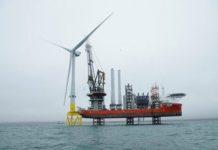 World's most powerful wind turbine installed in Scotland