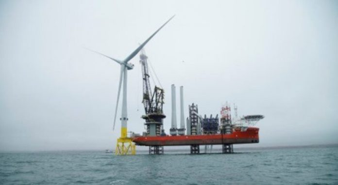 World's most powerful wind turbine installed in Scotland