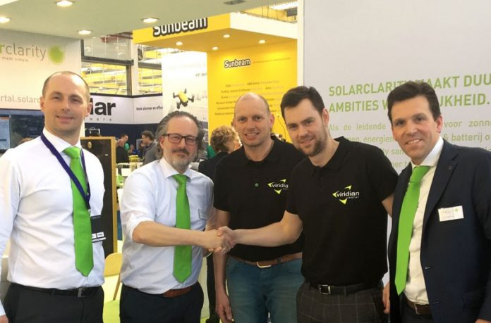 Viridian Solar to work with Solarclarity in Netherlands