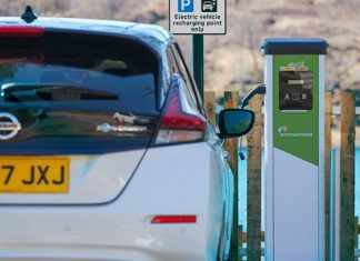 ScottishPower launches first tariff for EV drivers