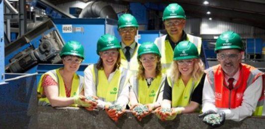 Viridor partners with major retailers to recycle black plastic