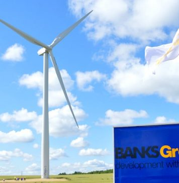 £82m wind farms refinancing agreement for Banks Renewables
