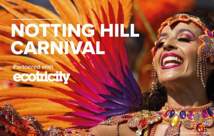Ecotricity making Nothing Hill Carnival greenest yet